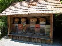 Bienenstöcke antik