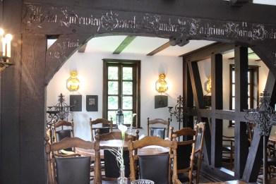 Restaurant mit Flair