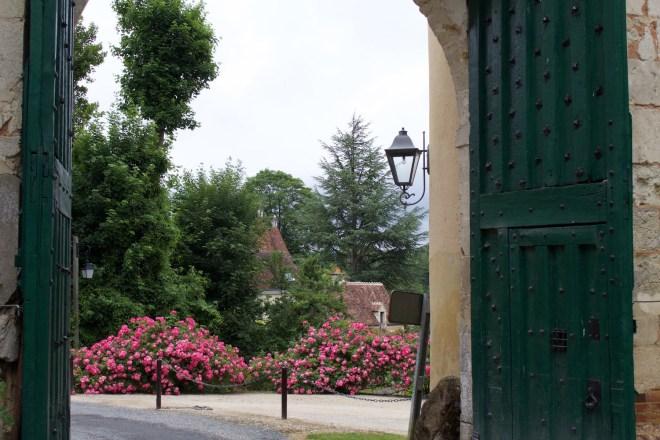 Normandie Urlaub Schönes Anwesen rund um den Wellnessbereich Spapom im Burghotel de Villeray