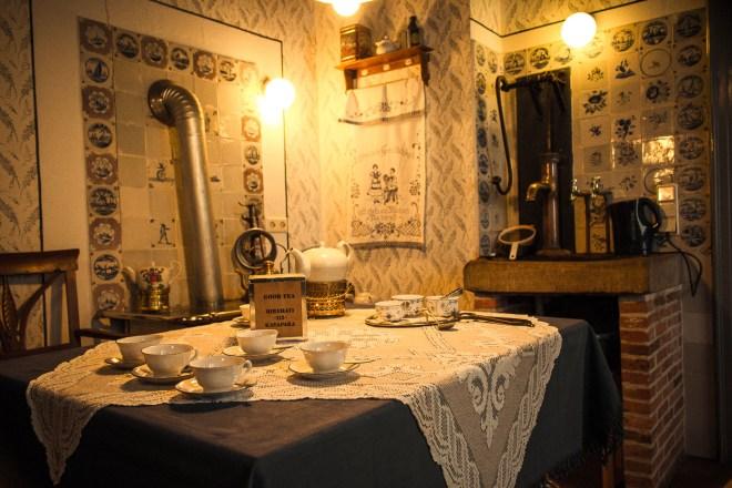 Teemuseum Norden Ostfriesentee
