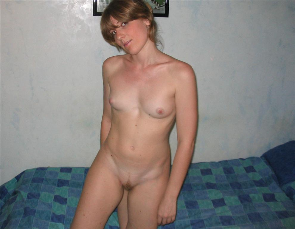 Goes naked for friends wife