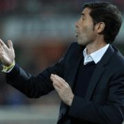 """Marcelino es mostra contrariat i pensa que el seu equip deuria """"d'haver fet més"""""""