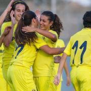 Nuria Pomer i Aixa Salvador entrenarán amb la selecció espanyola Sub-16 a Las Rozas