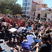 La segona Cantata escolar convoca dimarts que ve més de 500 xiquets i xiquetes en una jornada musical al Termet