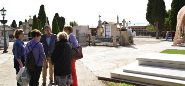 El cementeri de Vila-real comptarà amb deu nous panteons verticals a partir del pròxim any