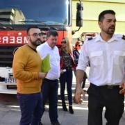 La Diputació converteix Vila-real en la capital provincial en la lluita contra els incendis durant tot el cap de setmana