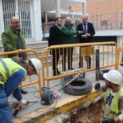 S'adjudiquen les obres de remodelació de l'entorn de la plaça de Colom i l'aparcament subterrani del Mercat Central