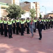 """La Policia Local celebra el seu dia gran i és reconeguda per garantir """"la seguretat, la convivència i la pau"""""""