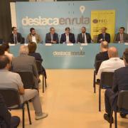 La fira Destaca fa la seua primera ruta i porta a Vinaròs l'aposta local per la innovació i el coneixement