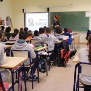 L'Escultor Ortells coneix més de prop la figura del compositor i guitarrista Francesc Tàrrega