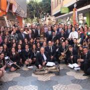 La coincidència de Santa Cecília i la Cursa Solidària d'Els Lluïsos obliga a suprimir la recollida de la imatge