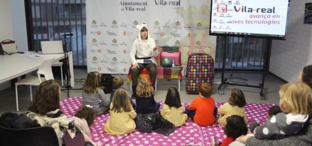 Nova sessió de Contacontes a la BUC per axiquets i xiquetes d'entre tres i deu anys