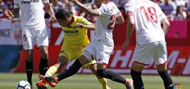 El Villarreal empata contra el Sevilla després d'anar guanyant 0-2