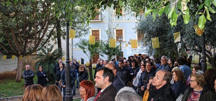El 25 aniversari de l'Associació Socarrats congrega a 200 persones en els jardins de la Casa de Polo