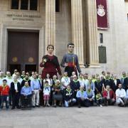 Més de quaranta veïns participen en la VII Trobada de Pasquals i Pasquales i la II de cognoms Villarreal