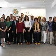 Reconeixement a la tasca educativa dels 16 docents de set centres jubilats en 2017