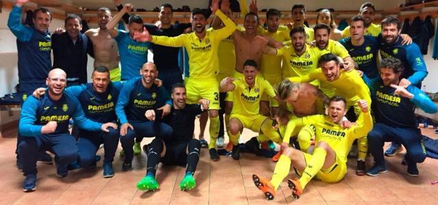El Villarreal estarà per quinta temporada seguida a Europa