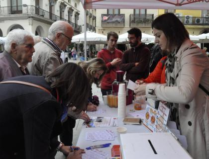 El primer acte de 'Mulla't' arreplega més de mig centenar de propostes per al programa participatiu de Compromís