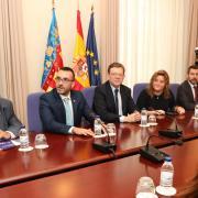 Puig avala la projecció de Destaca en el sistema de la innovació de la Comunitat i rep al comitè organitzador