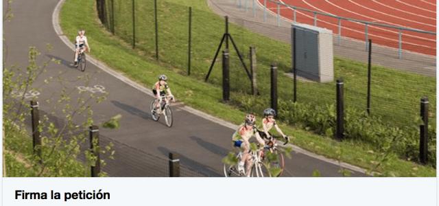 El PP se suma a la petició ciutadana d'una pista d'atletisme i altra de ciclisme