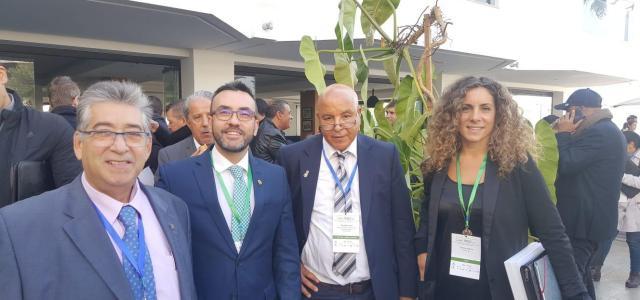 Vila-real es presenta com exemple de polítiques innovadores públiques a un congrés internacional a Rabat