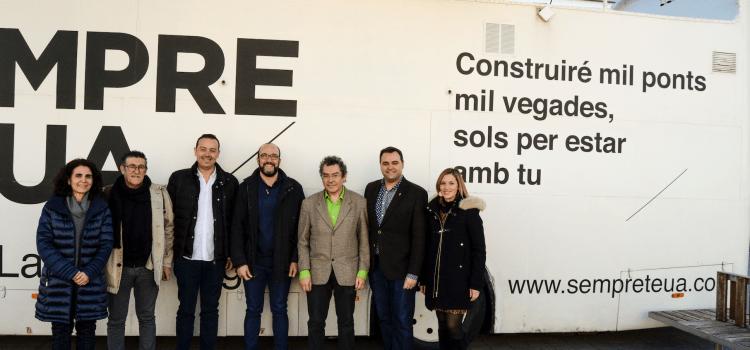 El Bus de la Llengua arriba a Vila-real amb activitats per a la promoció del valencià