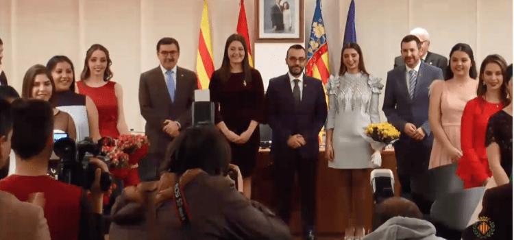 Carmen Rubert López, reina de les festes de Vila-real del 2019