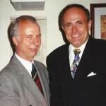 Mayor Rudolph Giuliani