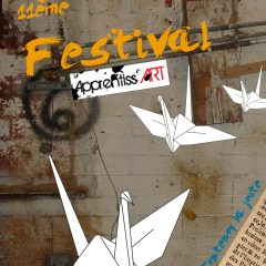 Festival « Apprentiss'ART » : Jeudi 21 Avril