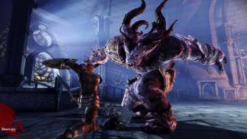 Dragon Age Origins Ogre