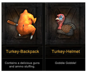 CrossFire Holiday Items