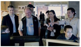 Minister of Tourism, Culture and the Arts Kevin Krueger Touring Ubisoft Vancouver