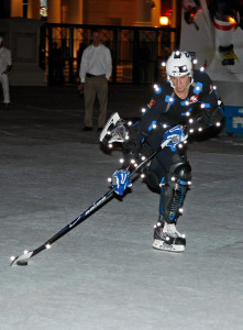 Ryan Kesler Motion Capture (Photo by Ethan Miller/Getty Images)