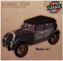 Garage Inc Mobster Car