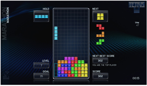 Tetris for PS3