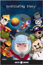 Galaxy Express Characters