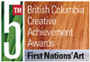 BC Creative Achievement Awards for First Nations' Art