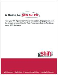 Guide to SEO for PR