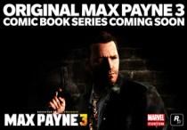 max payne 3 comic