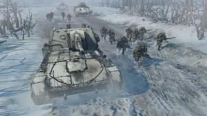 Company of Heroes 2 E3 Convoy