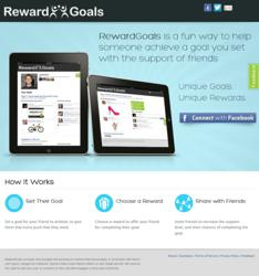 rewardgoals on facebook