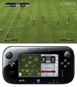fifa13 for nintendo Wii U