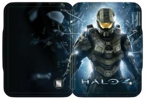 Halo 4 SteelBook Exterior