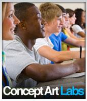 Vanas Concept Art Labs