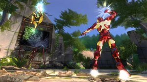 Iron Man vs Loki