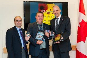 VETERANS AFFAIRS CANADA - Launching New Mobile App for Veterans