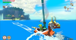 Wind Waker HD Swift Sail