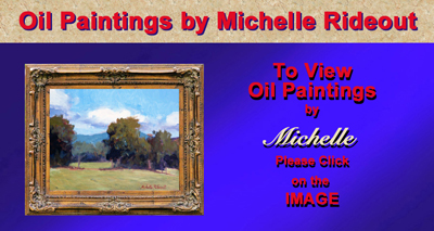 Link to Michelle Rideout's Oil Paintings