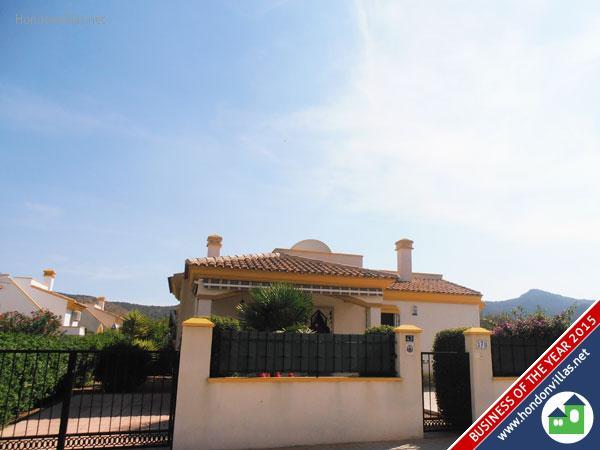 841 Hondon de las Nieves – Detached Villa