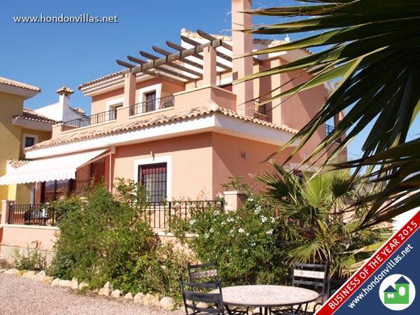 851 Hondón de las Nieves – Detached Villa